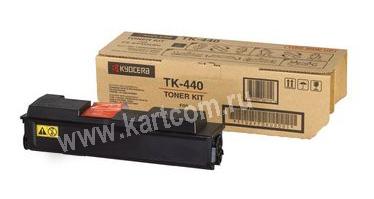 Тонер Kyocera TK-440 для FS-6950DN. Чёрный. 15000 страниц.